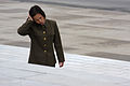 North Korea - Woman soldier (5381388280).jpg