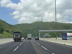 North Lantau Highway