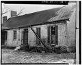 North rear. - Piatt's Landing, Upper East Bend Bottoms, Burlington, Boone County, KY HABS KY,8-BURL.V,1A-7.tif