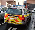 Northern Constabulary - Ford Focus Estate (silver) (8295818338).jpg