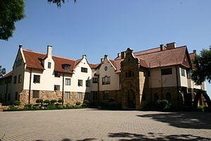 Parktown - Northwards, Johannesburg 26.17720S, 28.03650E
