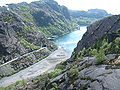 Norway Rogaland Jøssingfjord overview.JPG