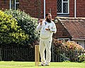 Nuthurst CC v. The Royal Challengers CC at Mannings Heath, West Sussex, England 06.jpg