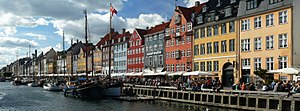 Indre By - Nyhavn waterfront