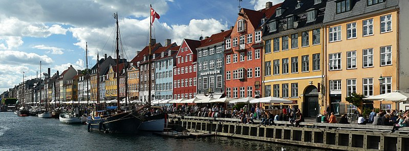 A Stroll Along the Copenhagen Waterfront