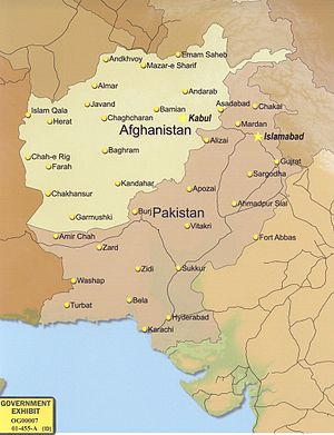United Nations Security Council Resolution 647 - Afghanistan and Pakistan
