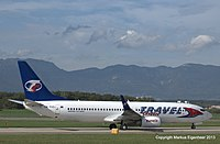 OK-TVS - B738 - Travel Service