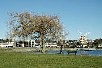 Oak Harbor, Washington - Windjammer Park Now gone