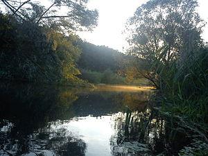 Obra (river) - The Obra River
