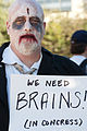Occupy Austin We Need Brains in Congress.jpg