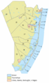 Ocean County, New Jersey Municipalities (indexed map).png