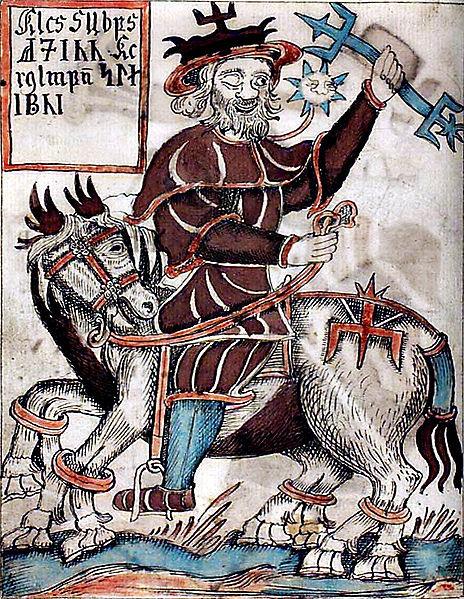 Fichier:Odin riding Sleipnir.jpg