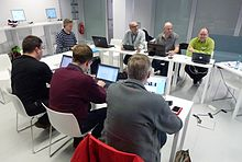 Wikipedia-Workshop Stuttgart