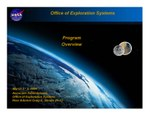 Office of Exploration Systems - Program Overview.pdf
