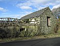Old barn at Fairbourne - geograph.org.uk - 1709534.jpg