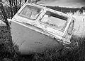 Old boat, Carcross, Yukon (10487973165).jpg