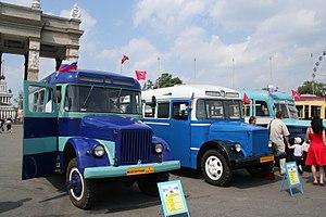KAvZ - Old KAVZ buses