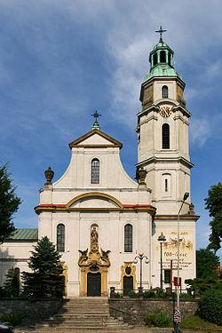 Olesno - Corpus Christi church 01.jpg