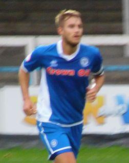 Olly Lancashire English footballer