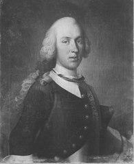Portrait of Olov Tilas, 1719-1790