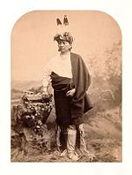 Omaha Chief 1893 photograph by Charles Milton Bell.jpg