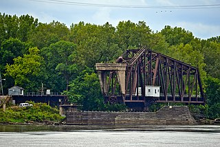Omaha Road Bridge Number 15 railway bridge in Saint Paul, Minnesota