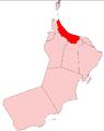 Oman Al Batinah (2006 borders).PNG