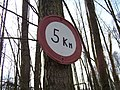 Omezená rychlost 5 km.jpg