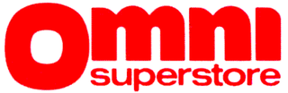 Omni Superstore former discount grocery store chain owned by Dominicks in the Chicago, Illinois market area
