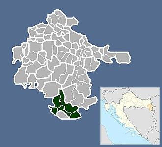 Drenovci - Image: Općina Drenovci