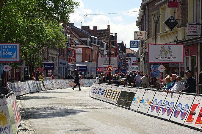 Orchies - Quatre jours de Dunkerque, étape 1, 6 mai 2015, arrivée (A02).JPG