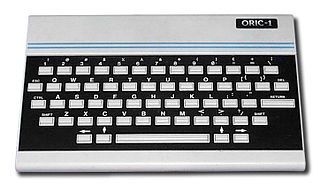 Oric series of home computers