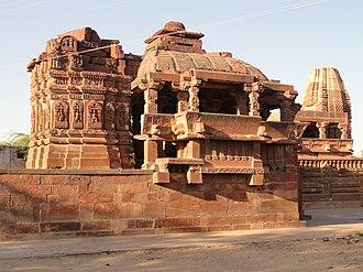 Osian, Jodhpur - Image: Osian Monuments