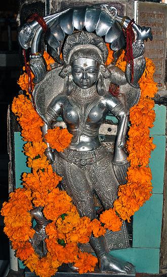 Osian, Jodhpur - Goddess Osian Idol