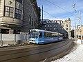 Oslo tram line 12 at Jernbanetorget 01.jpg