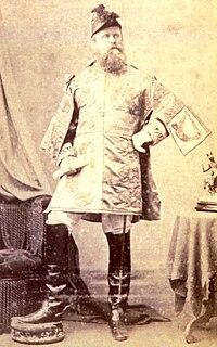 Osmond Barnes British soldier