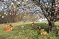 Ostereierbaum, mit 10.000 Eiern geschmückt IMG 9997WI.jpg