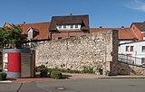 Osterode am Harz, restanten van stadsmuur Dm en openbare toilet IMG 4851 2018-07-03 17.55.jpg