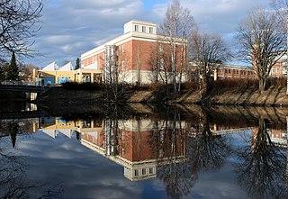 Oulu Museum of Art Art museum in Myllytulli, Oulu
