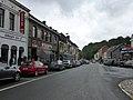 Overijse Brusselsesteenweg zicht vanaf de kerk Jezus-Eik - 232532 - onroerenderfgoed.jpg
