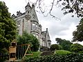 Overtoun House, front gardens, West Dunbartonshire, Scotland. West facing side.jpg