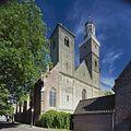 Overzicht van de noordwestgevel - Utrecht - 20425816 - RCE.jpg