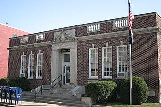United States Post Office (Owego, New York) United States historic place