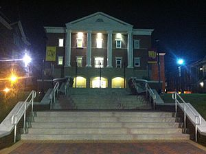 Winthrop University - Owens Hall, built 2007