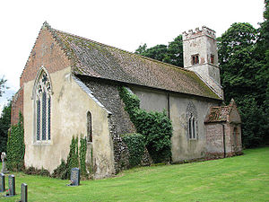 Oxnead - St Michael's Church, Oxnead