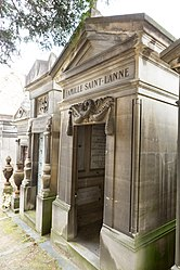 Tomb of Saint-Lanne