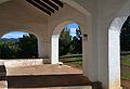 Pòrtic de l'ermita de sant Antoni de Sot de Ferrer.JPG