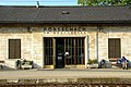 Pörtschach Bahnhofplatz Bahnhof 12072008 24.jpg