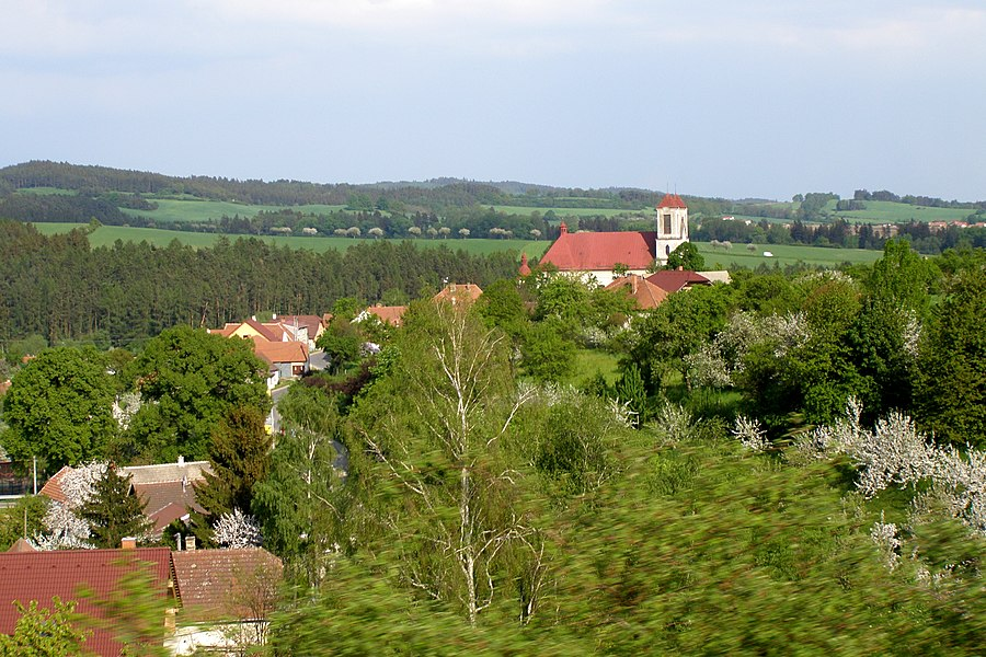 Přibyslavice (Třebíč District)