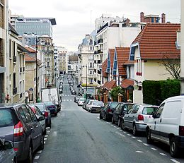 Image illustrative de l'article Rue Daviel